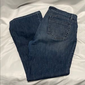 Ann Taylor Lindsay Curvy Jeans